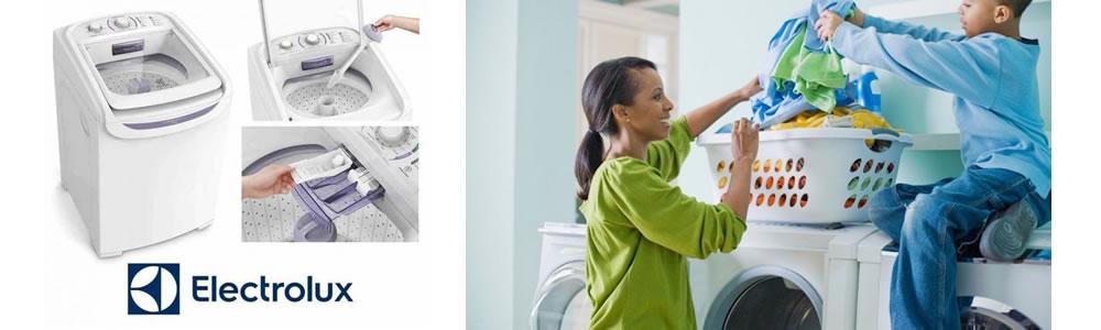 Lava roupas Electrolux