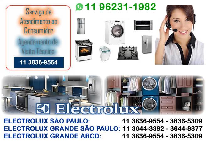 visita técnica electrolux